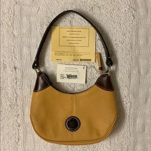 Dooney & Bourke Leather small hobo bag